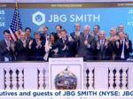 JBG Smith CEO Matt Kelly rings in new era at NYSE