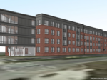 Enterprise Homes starts work on 70 affordable housing apartments at Mondawmin