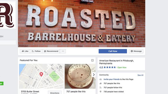 Roasted Barrelhouse and Eatery to close on Butler Street