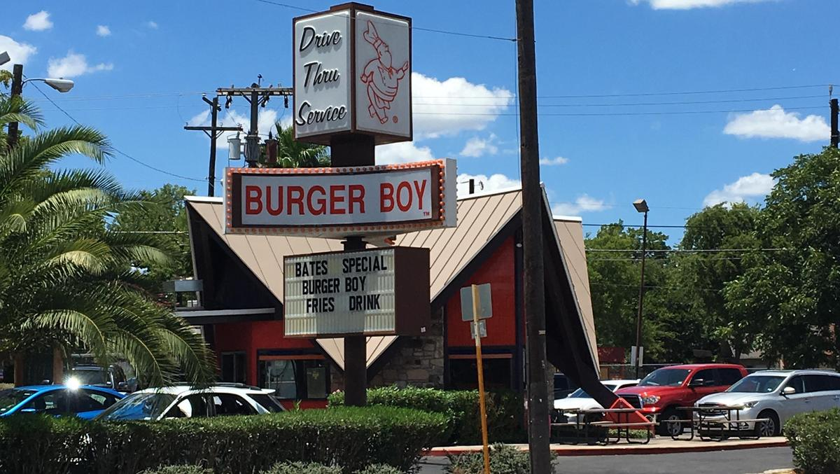 Burger Boy Confirms New Location Near Hill Country Village Early Expansion Plans San Antonio Business Journal When the burgers are well done, drag all requested items to the customers before they get burger boy. burger boy confirms new location near