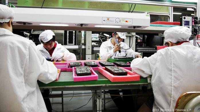 Foxconn stops illegal overtime by school-age interns