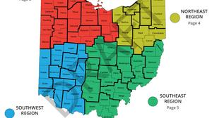 Here's where Ohio's 60 medical marijuana dispensaries could be located