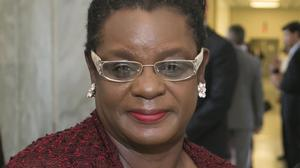TMJ4: Rep. Gwen Moore skips Foxconn event, wouldn't be Trump's 'backdrop in his photo op'