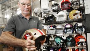 Tour the Washington factory that makes high-tech helmets for NFL teams (Photos)