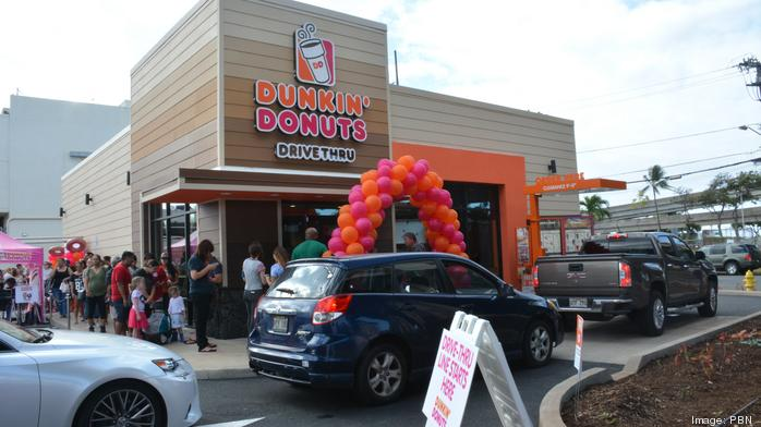Aloha Petroleum plans to open three more Dunkin' Donuts locations on Oahu this year