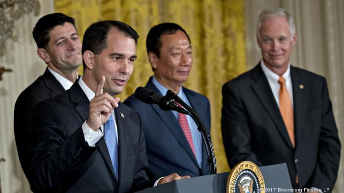 Foxconn incentives vote likely next month