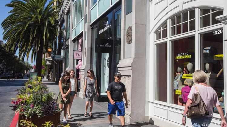 Santana Row Stores >> Why Amazon And Other Online Retailers Are Staking Out Brick And