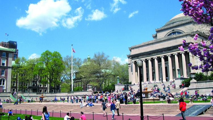 How Columbia's new dean aims to redefine business education