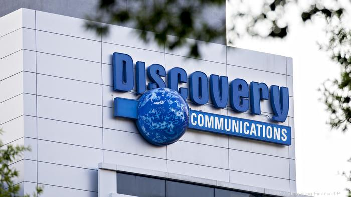 What is the impact of Discovery Communication's impending exit?