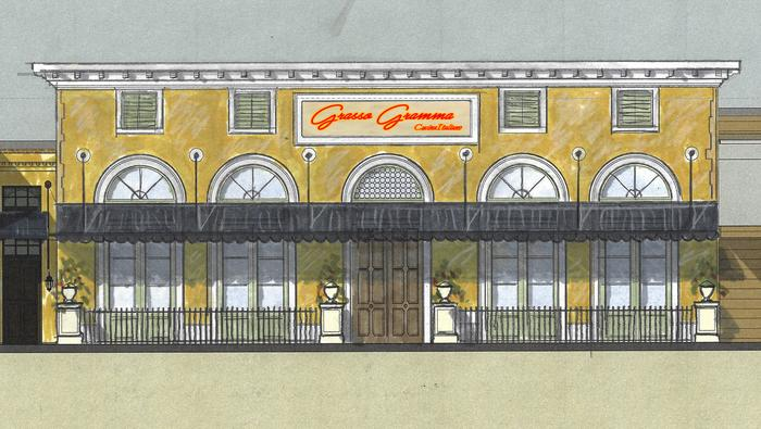 Kevin Grangier to open new concept at Holiday Manor