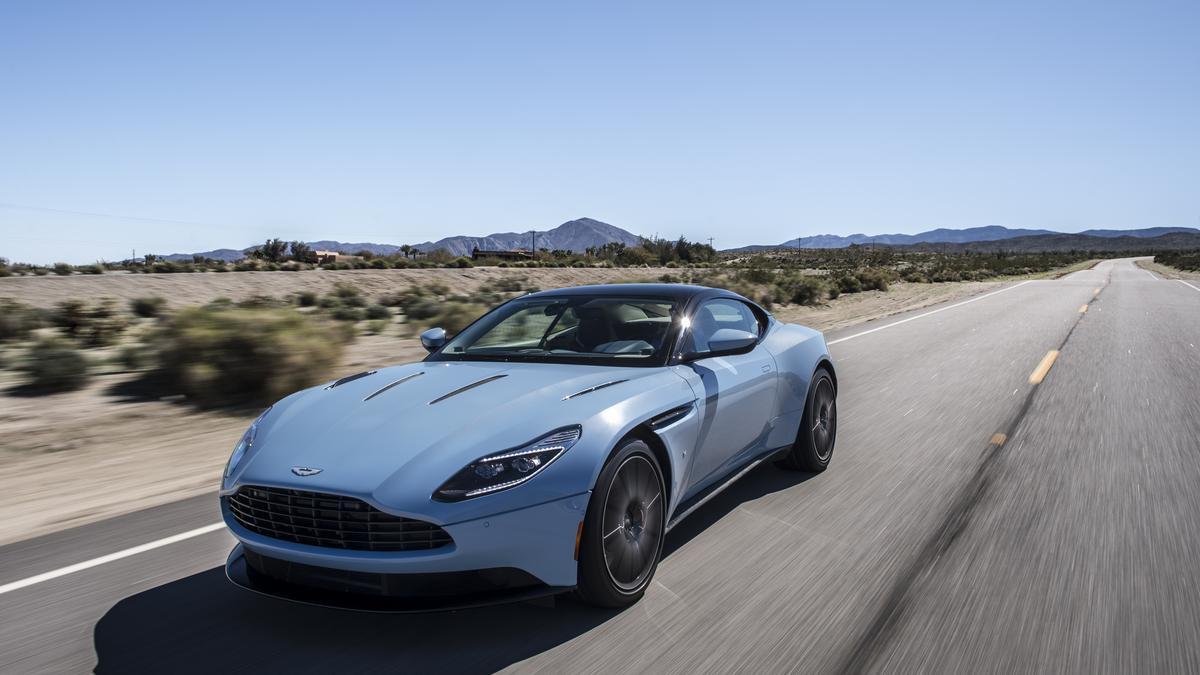 automotive minute: aston martin president laura schwab talks about