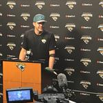 Jaguars officially open training camp