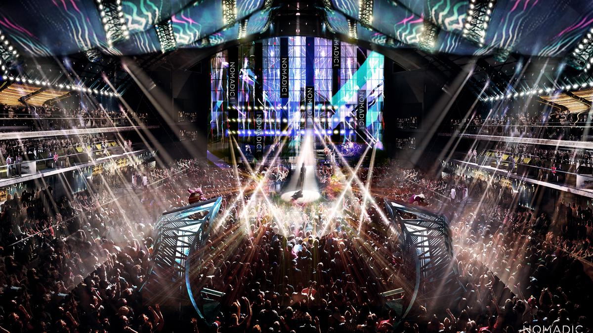 Minneapolis Armory Will Be The A List Concert Venue During