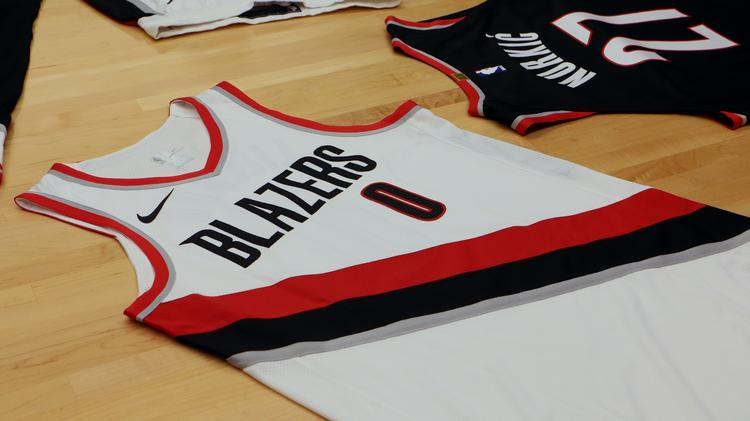 cheap for discount ac82a ef5cd 5 takeaways as the Trail Blazers unveil their Nike-made ...
