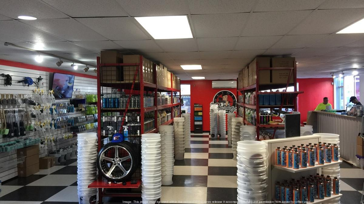 Los angeles based detail garage opening first hawaii - Interior car cleaning los angeles ...