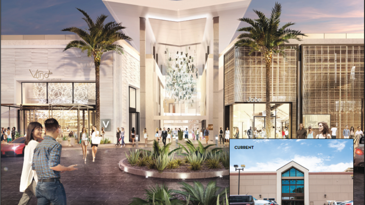 Scottsdale Fashion Square >> Here S A Peek Into Scottsdale Fashion Square S Multimillion Dollar