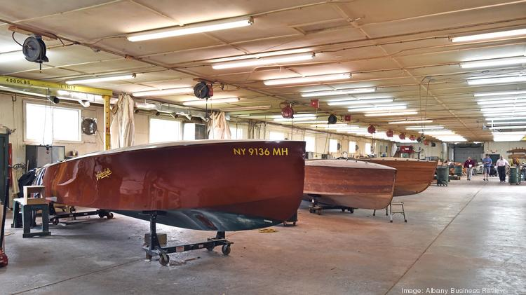 Hacker Boat on Lake George wants to buy land near I-87