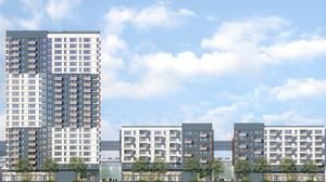 Developer aims high for 1,000-unit apartment project in West Oakland