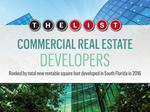 The List: Commercial Real Estate Developers