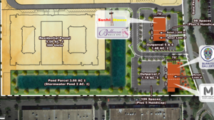 Cantrell & Morgan close on 18-acres on Gate Parkway, announce tenants