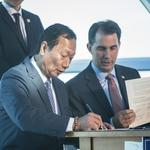 Documents outline pursuit of Foxconn, other sites considered