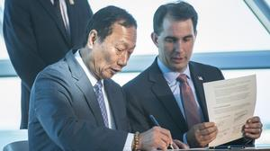 WEDC board won't see or vote on actual Foxconn contract
