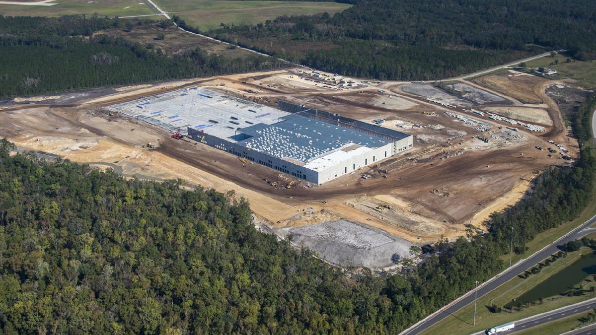 Amazon Lake Nona Orlando Fulfillment Center Here S A