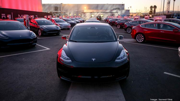 Tesla Began Delivery Model 3 Cars Made At Its Fremont Factory To Customers Last