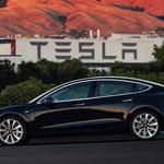 Tesla's Model 3 to make Southeast debut this weekend (Photos)