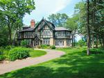 Home of the Day: Historic Estate on 1st hole of the White Bear Yacht Club!
