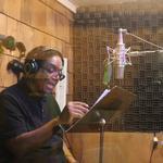 Motown legend records at Memphis' Royal Studios