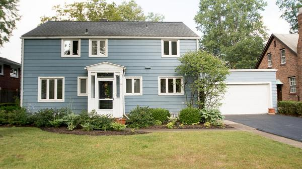 Two-Story Colonial Near Delaware Park