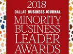 DBJ honors 2018 Minority Business Leaders