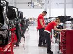 More than 90 percent of Tesla cars roll off the assembly line defective, report says