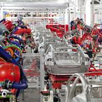 Fired Tesla worker claims Fremont factory is a 'hotbed for racist behavior'