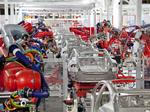 Fired Tesla worker claims factory is a 'hotbed for racist behavior'