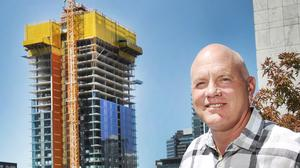 Tower developer Greg Smith goes long on Seattle