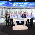 Superior Uniform buys a company with ties to Coca-Cola, GE, Disney