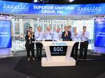 Superior Uniform buys a company with ties to Coca-Cola, GE, Disney