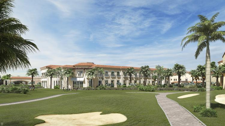 The New Convention Center Planned At Turnberry Isle Resort In Aventura