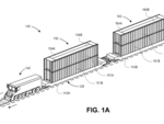 Amazon patents delivery drone hubs on trains, trucks, ships (Images)