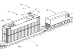 Amazon patents delivery drone fulfillment centers on trains, trucks and ships (Images)