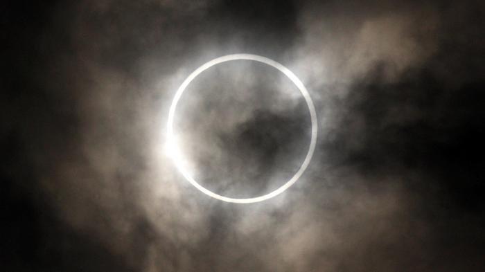 Did you take a break from work to watch the solar eclipse?