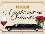 It costs how much for a night out on the town in Central Florida?