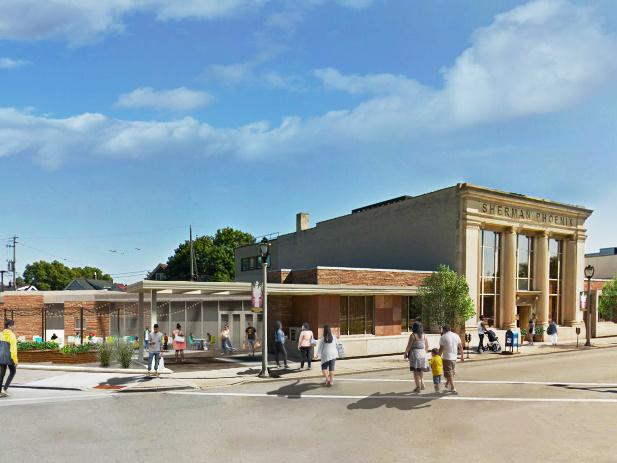 Panel approves aid for Sherman Park project