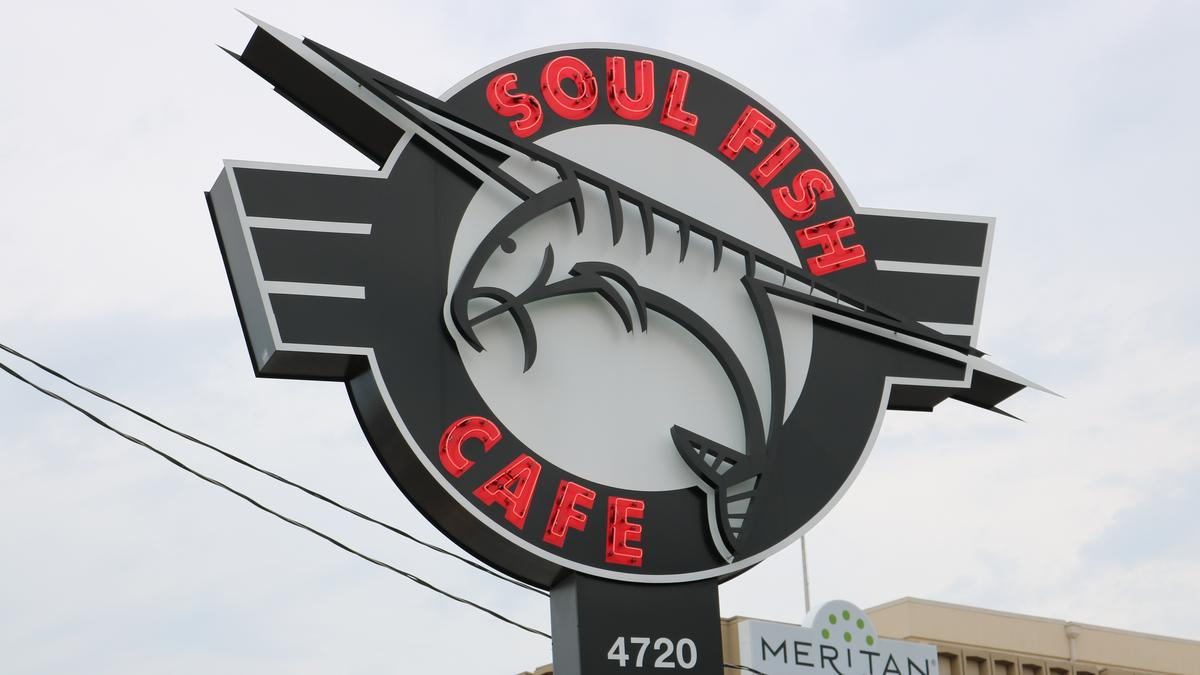 Exclusive soul fish cafe adding fourth memphis area for Soul fish memphis