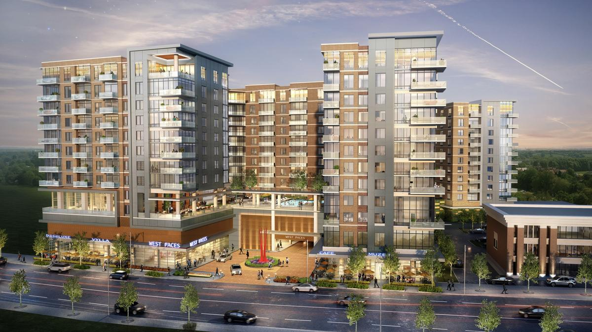 More Than 500 Residential Units Planned In New Buckhead Project   Atlanta  Business Chronicle