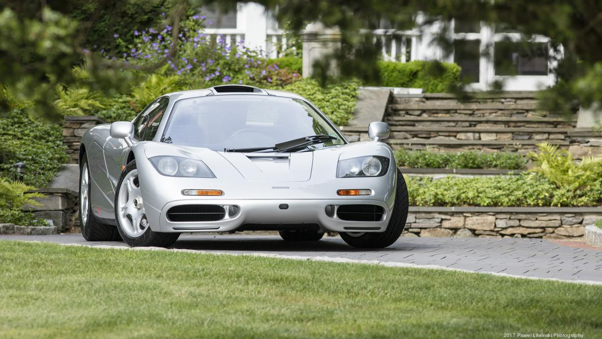 Herb Chambers Is Selling His Rare Mclaren F1 For A Potential Record
