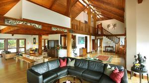 Classic, Tropical Home