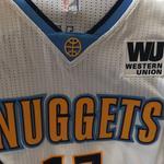 9News: Denver Nuggets will wear Western Union patch on jerseys